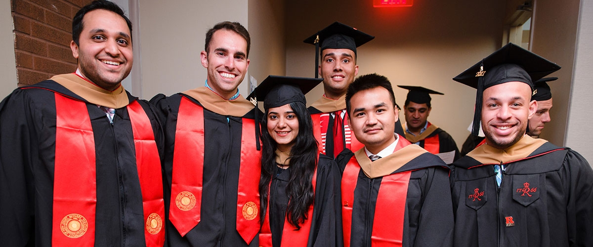 Rutgers Business School Convocation Ceremonies | myRBS