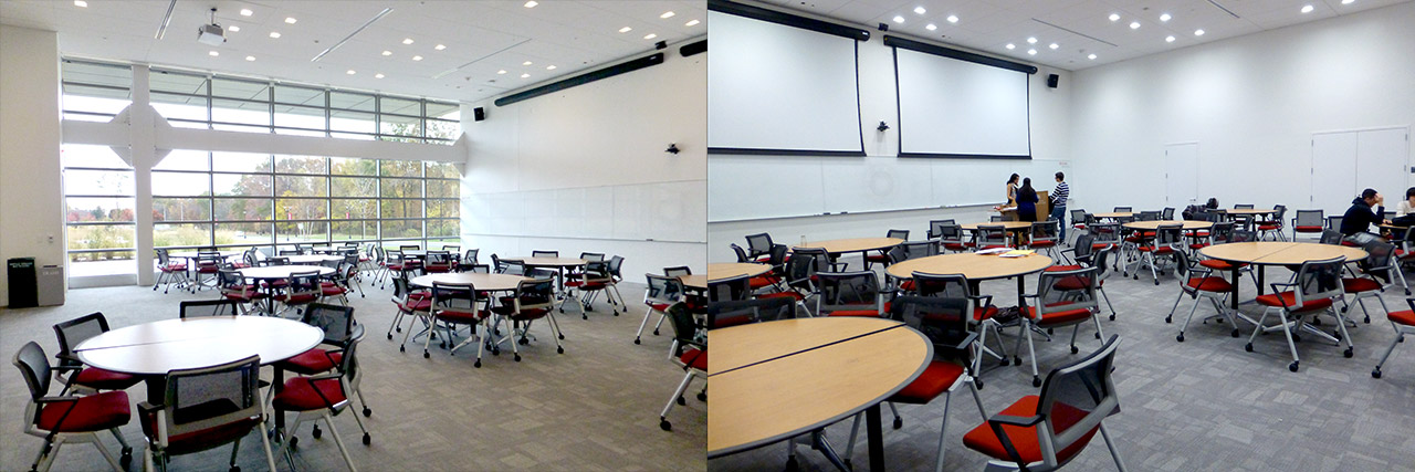 Flex Hall Classroom (Room 1144)