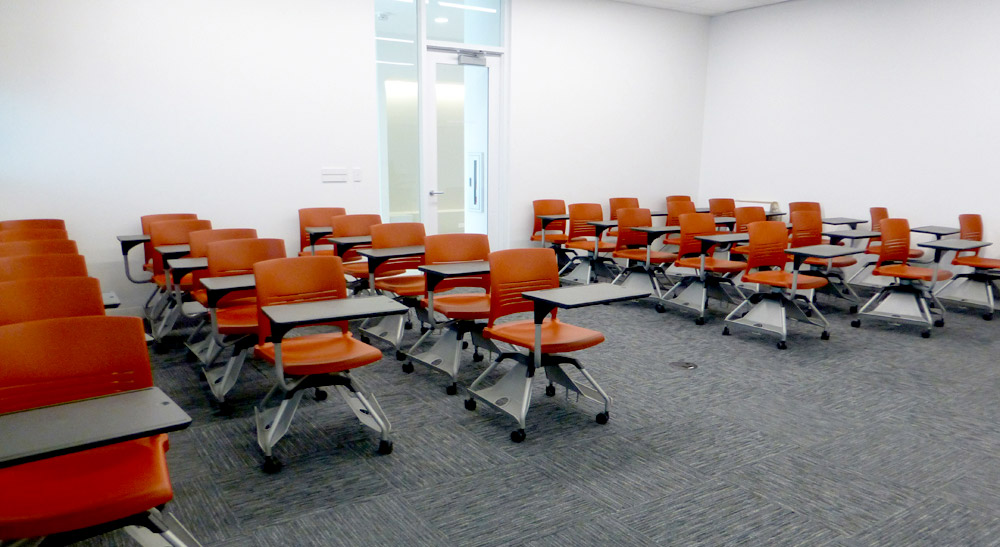 Classroom (Flexible Seating)